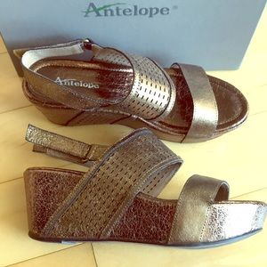 antelope wedges on sale